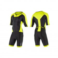 2XU X-vent Full zip sleeved trisuit