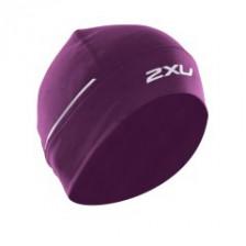2XU hardloop muts paars