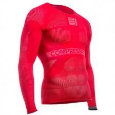 Compressport ON/OFF Multisport ondershirt rood