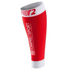 Compressport Pro R2 Compressiekousen rood