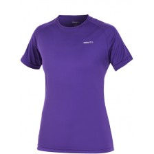 Craft Active Run Tee Women Paars