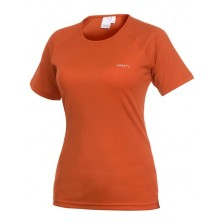 Craft Active Run Tee Women Rood