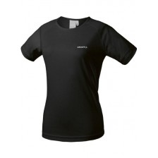 Craft Active Run Tee Women Zwart