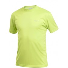 Craft Active Run Tee Men Geel