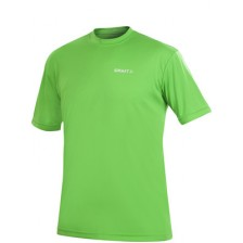 Craft Active Run Tee Men Groen