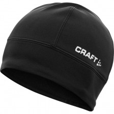 Craft Thermal Hat Zwart