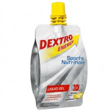 Dextro Liquid Gel Lemon + Caffeine