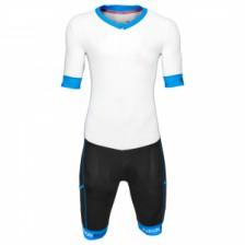 Fusion Speed Suit blauw NU MET GRATIS ZONNEKLEP