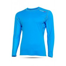 Fusion PRF Pro heren long sleeve hardloopshirt blauw
