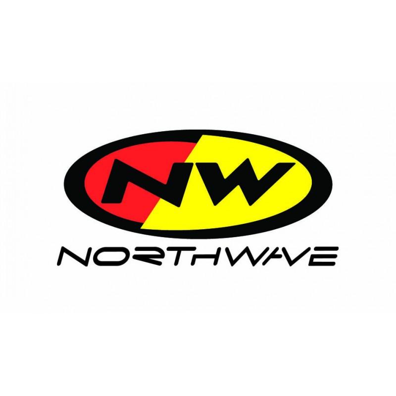 Northwave H2O Extreme overschoen geel