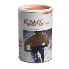 Squeezy Energy Drink Orange 500 gr