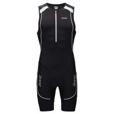 Zoot Performance Tri Racesuit blk/wht heren