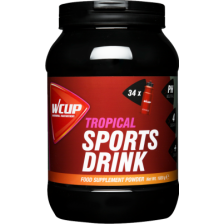 Wcup Sports Drink Tropical (1020g)