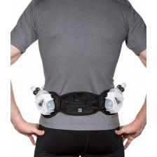 Run & Move Belt TRAIL 3.0 zwart-wit hardloopriem